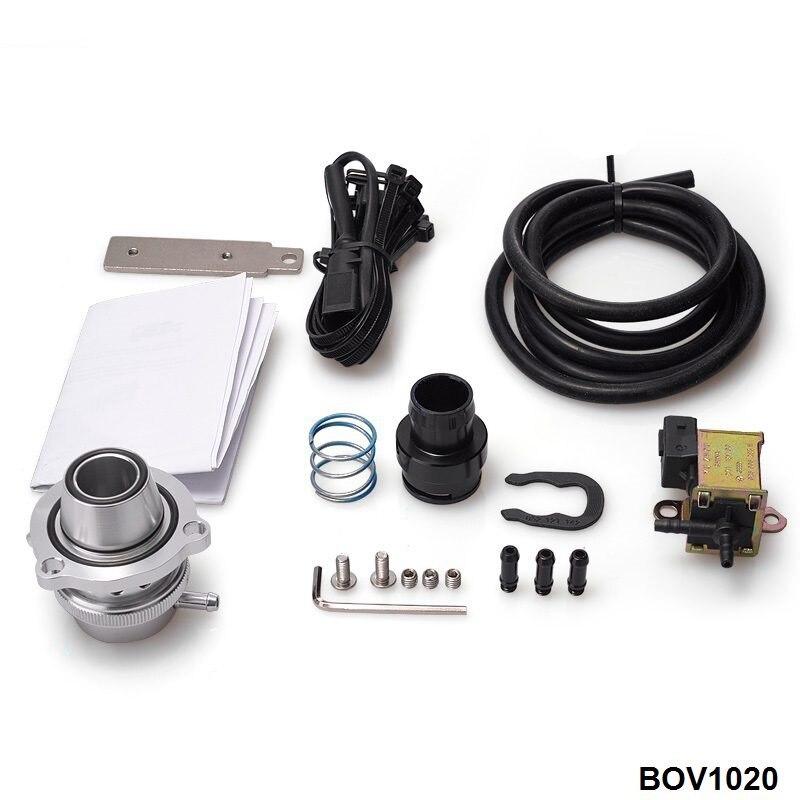 Soupape de soufflage et Kit/vanne de Recirculation pour Audi et pour VW 1.8 et 2.0 TSI BOV1020Soupape de soufflage et Kit/vanne de Recirculation pour Audi et pour VW 1.8 et 2.0 TSI BOV1020