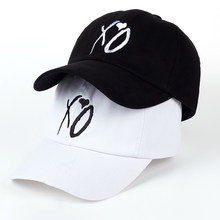 2114f4a73 X.O Caps The Newest Dad Hat XO Baseball Cap Snapback Hats High Quality  Adjustable Design Women Men The Weeknd Starboy Hats S