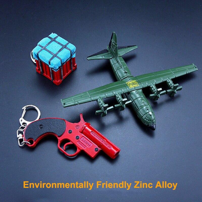 Aircraft Airdrop Box Keychain (13)