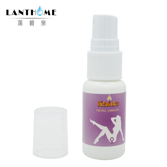 2017 Lanthome exciting drops for women female exciter aphrodisiac sprays herbal vaginal tightening cream increase sexual desire