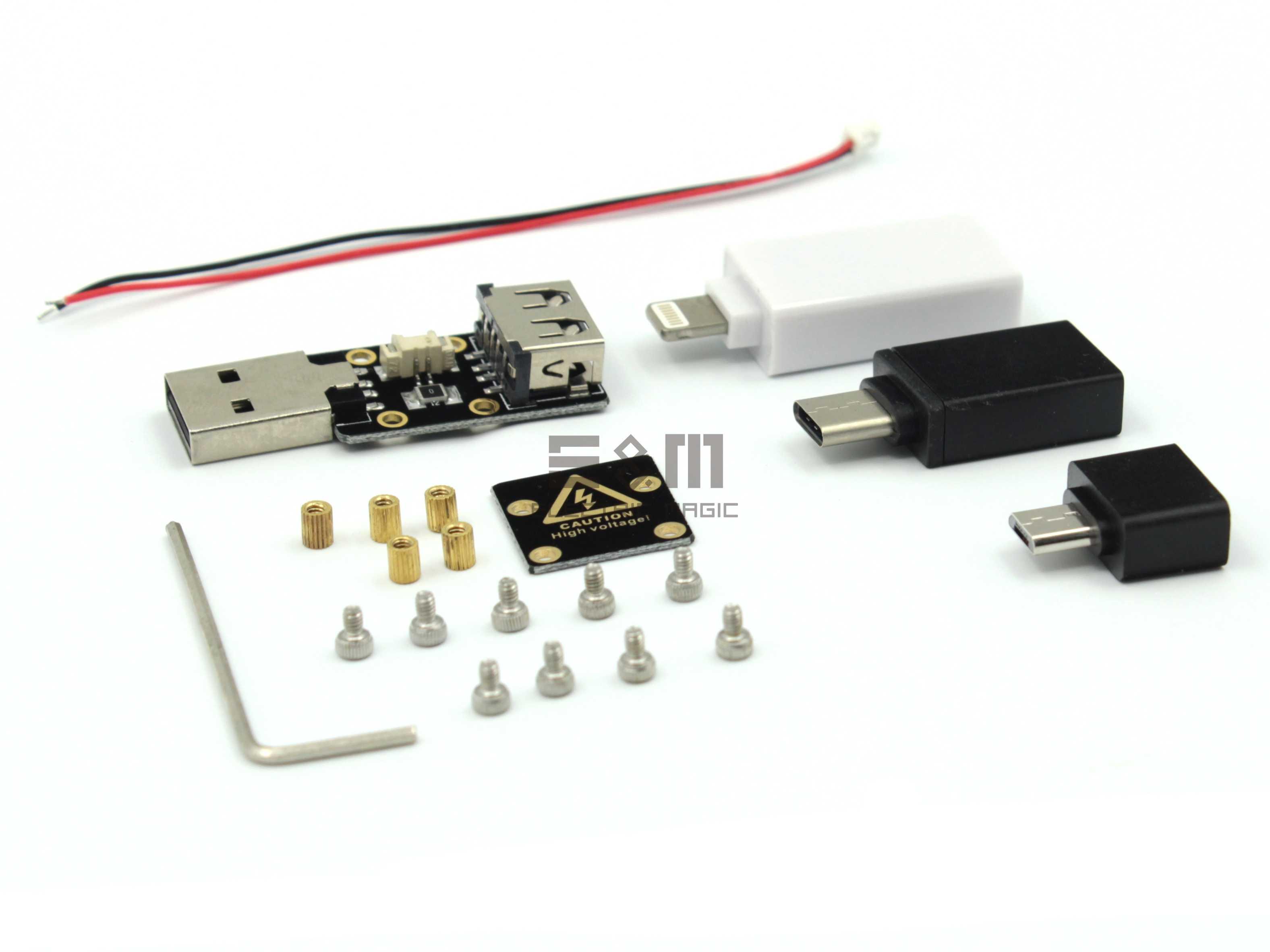 USB Killer V2 0 Replica 215 VDC Tester Mini High Voltage