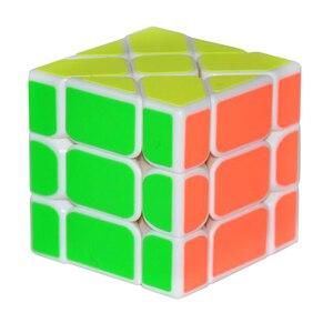 Image 5 - 新到着yongjunさんyjスピード 3X3X3 フィッシャーキューブマジックキューブスピードパズル学習教育子供のためのおもちゃ立方