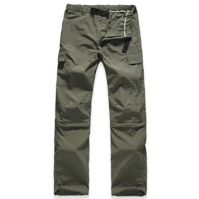 New 2016 Outwear Men Trousers Quick Dry UV Resistant Fast Drying Speed Dry trousers Casual Active Pantsman soprt pants men