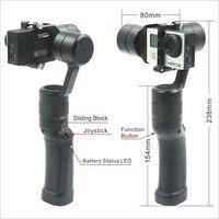 3 Axis Handheld Gimbal Stabilizer Multi Operation Modes For GoPro Hero 4 3 3 Yi 4K