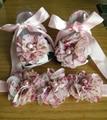 Baby pearl Crown Christening baptism toddler girl shoe headband set,kids shoes Girl Ballerina,toddler infant fabric baby booties