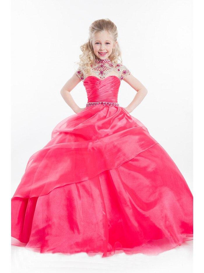 Popular Kids Beauty Pageant Dresses Buy Cheap Kids Beauty
