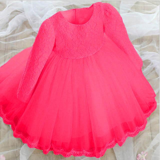 Children birthday party dress pageant dresses for babies girls light blue  wedding gown dress kids wedding ab7693974967