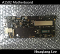 98%New  For Macbook  Pro A1502  Motherboard  Laptop Logic Board  2015Year   820-4924-a 2.7G 8G  100% work