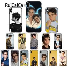 Ruicaica Cameron Boyce Black TPU Soft Silicone Phone Case Cover for Apple iPhone 8 7 6 6S Plus X XS MAX 5 5S SE XR Mobile