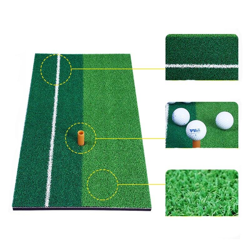 New Golf Mat Practice Indoor Backyard Mini Golf Mat ...