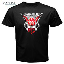 лучшая цена Shadaloo Shadoloo Shadowlaw Shadowloo Ken Ryu Bison Sagat Vega Balrog T Shirt