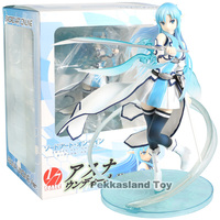 Sword Art Online SAO Sequence Battle Water Spirit Yuuki Asuna Theatrical Version 1/7 PVC Action Figure Toy