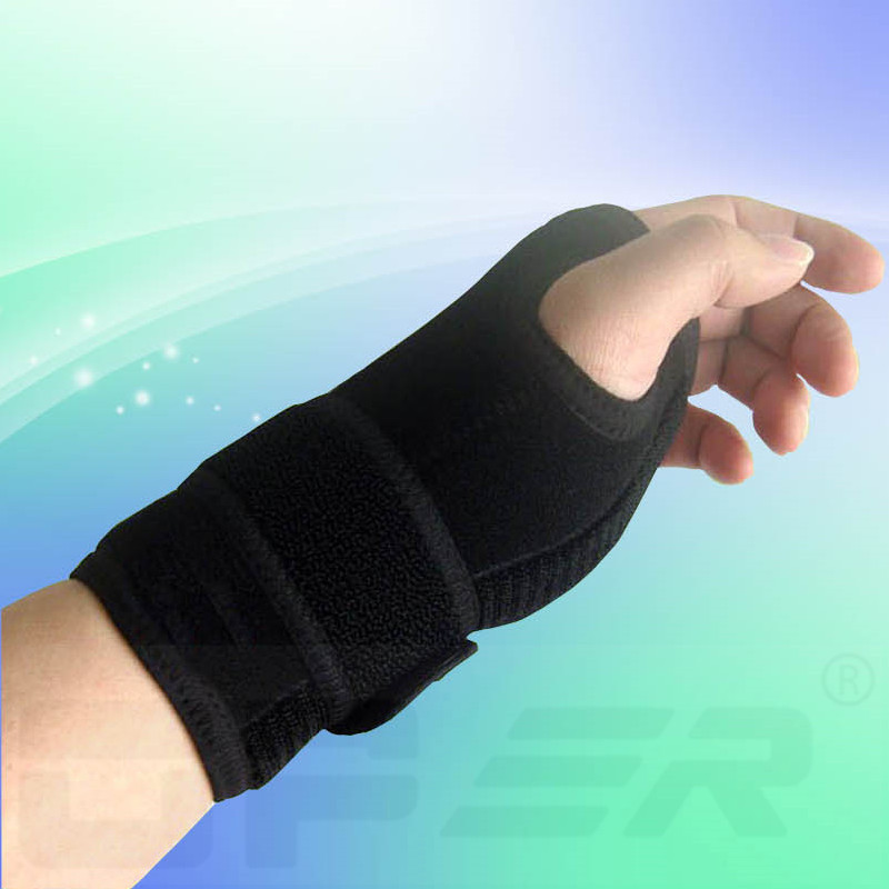 20pcs/lot Sports rehabit Oper medical wrist support wrist length fitted tube joint brace orthotic support