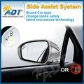 Blind Spot Assist Предупреждение Зуммер Датчик Света С Кронштейн Для BMW 3-й серии, чтобы помочь водителям перестроиться в другой ряд безопасно
