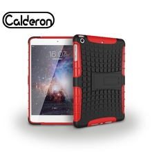 Shockproof Case For Apple iPad Mini 1 2 3 IPad Mini1 Mini2 Mini3 Cover TPU +PC Stand Armor Protective Shell Tablet
