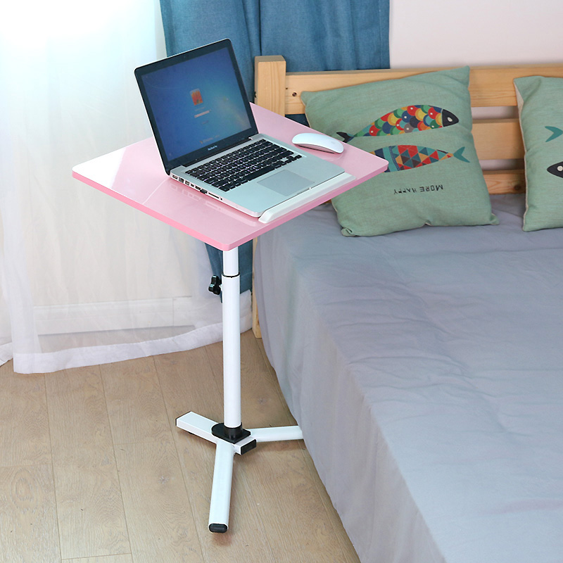 Mobile Laptop Desk Simple Folding Bed Lift With Coffee Table Computer In Computer Desks From