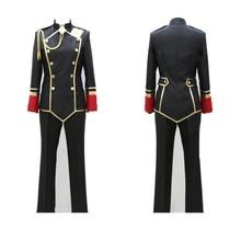 Binan Koukou Chikyuu Bouei Bu Love! Uniform Cosplay Costume