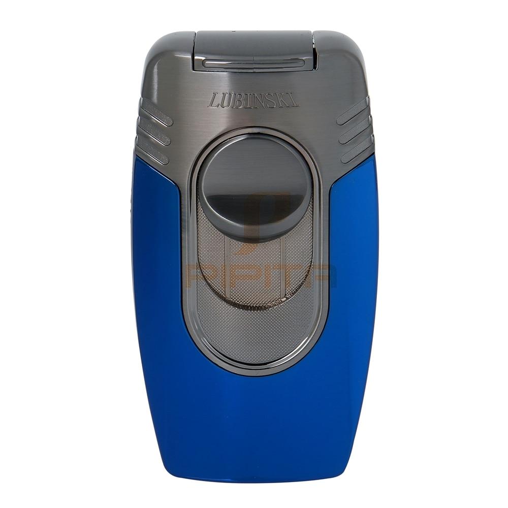 LUBINSKI Windproof Lighters Cohiba Butane Gas Lighter Refill