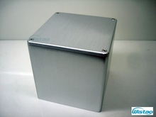 Transformer Cover 134X134X136 Brushed Whole Aluminum 1 pc Power Transformer Covers  for Tube Amp HIFI Audio DIY
