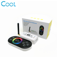 Wifi RGB LED Controller DC12-24V for RGB LED Strip Control by Remote Controller or by Mobile.