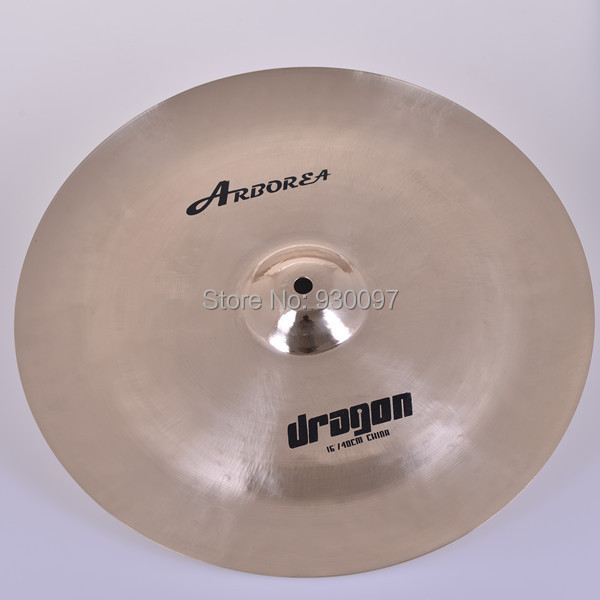 high quality  16 CHINA  cymbal , 100% handmade CYMBAL for sale high quality 100