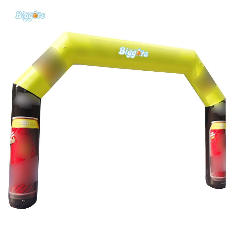 6*3m Colorful Inflatable Arch Advertising Fast Free shipping For Sale все цены