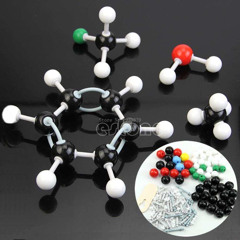 Durable Organic Chemistry Scientific Atom Molecular Models Teach Set Kit -B116