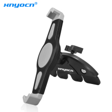 цена на Xnyocn Universal PC Tablet Holder Car CD Slot Bracket For ipad Mini Air Pro 7 8 9 10 Samsung Xiaomi Huawei tablet PC