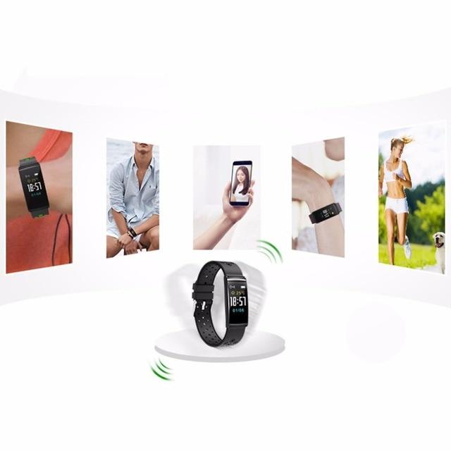R11 ECG PPG Intelligent Smart Bracelet Heart Rate HRV Passometer Fitness Tracker Waterproof Smart Band for Xiaomi IOS