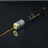 JSHFEI 5mw 589nm Recharged yellow laser pointer yellow laser pen wholesale lazer pen