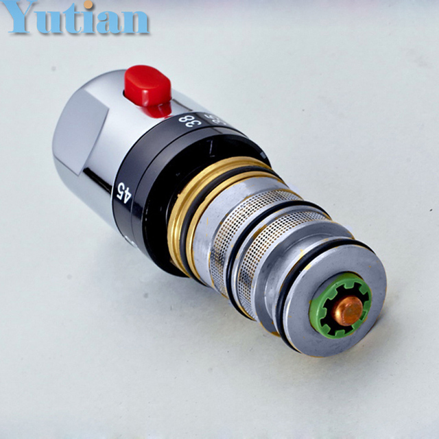 Free Shipping Brass Thermostatic Valve Temperature