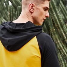 ASALI Short Sleeve Hoodies Men Tops 2019 New Brand Summer Hooded Sweatshirts for Mens Sportswear Tracksuit Male European Hoodies