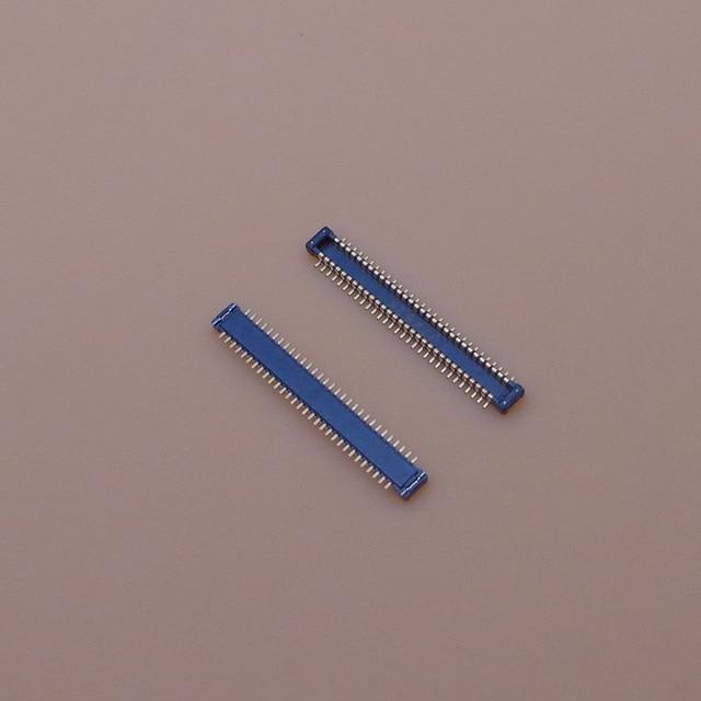 الشركة العامة للفوسفات موصل لسامسونج غالاكسي s6 G920 G920F ملاحظة 4 N910F G920H G920P G920A G9200 شاشة lcd على اللوحة 60pin