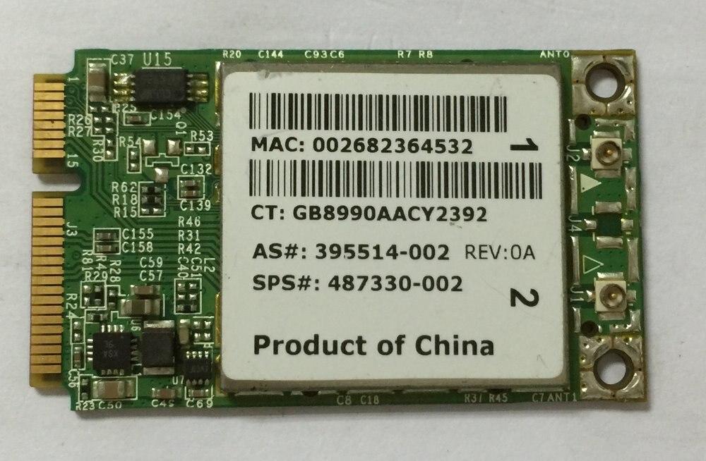 Broadcom 4322AGN 802.11agn MINI PCIe wifi Card 487330-001 For HP 2730p 6930p 2530p 2230s 6530b 6735b 6730s 6530s 6830s