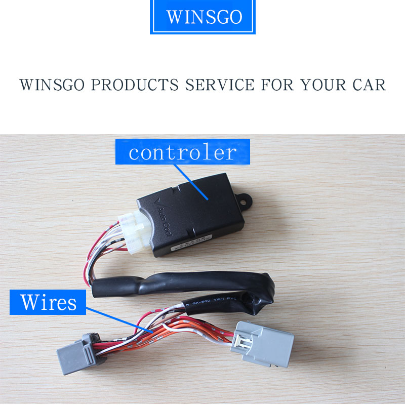 us $25 5 winsgo auto car power sunroof glass closer automatically close for nissan murano 2015 panoramic sunroof free shipping in cables, adapters Nissan Navigation System