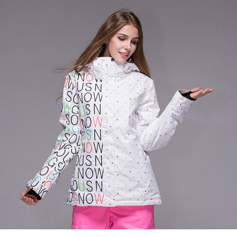 2016new women winte waterproof Wearable hiking outdoor suit jacket women/snowboard jacket ski suit women snow jackets цена и фото
