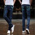 Fashion slim new arrival men jeans casual full length high quality stretch men trouser Free Shipping MF756982