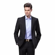 Brand DARO 2017 New Men Blazer Suit Wedding Business Suits Blazer Jacket Pants Formal Tuxedo Dress Costumes DR8168-1#