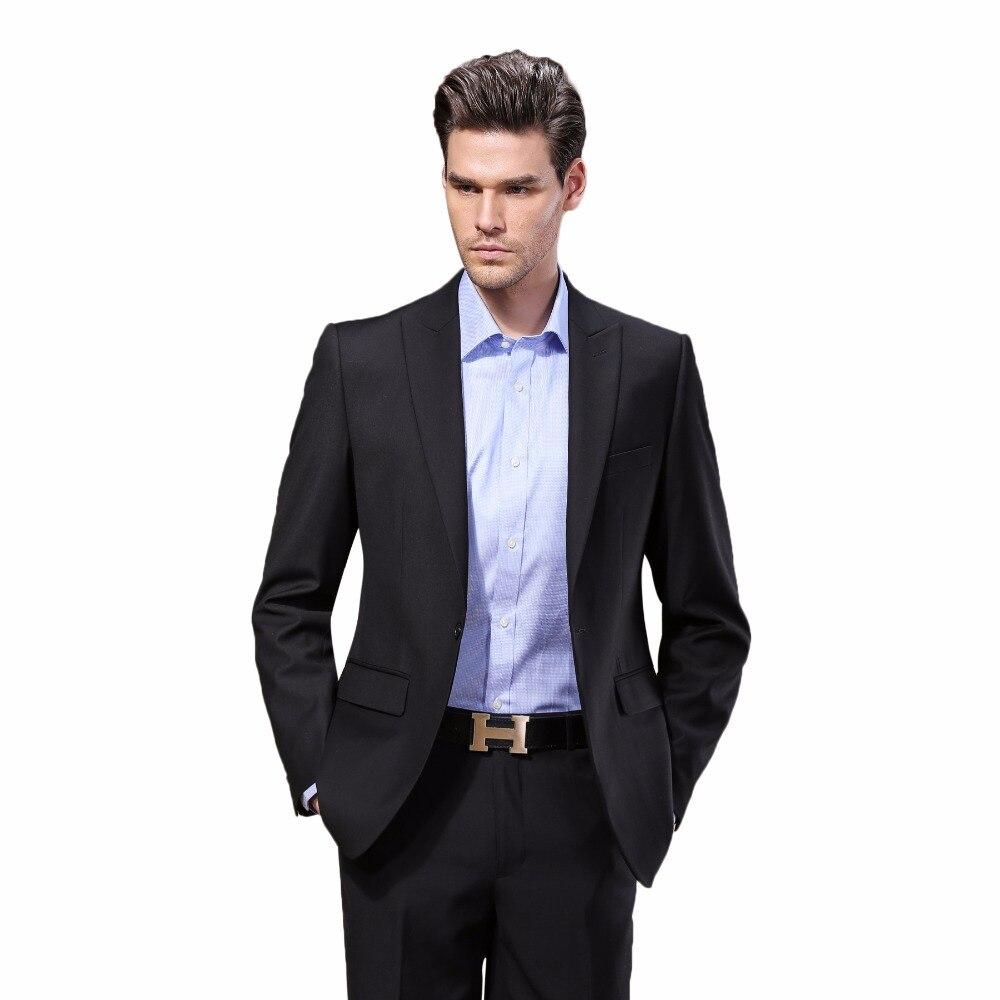 Márka DARO 2019 új férfiak blézer ruha esküvői üzleti öltöny - Férfi ruházat