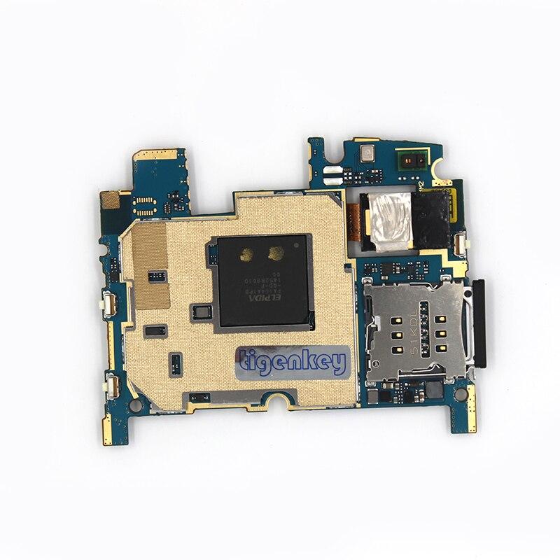 Tigenkey For LG Google Nexus 5 D821 32GB Motherboard UNLOCKED + Camera 100% Work Original Unlocked Working