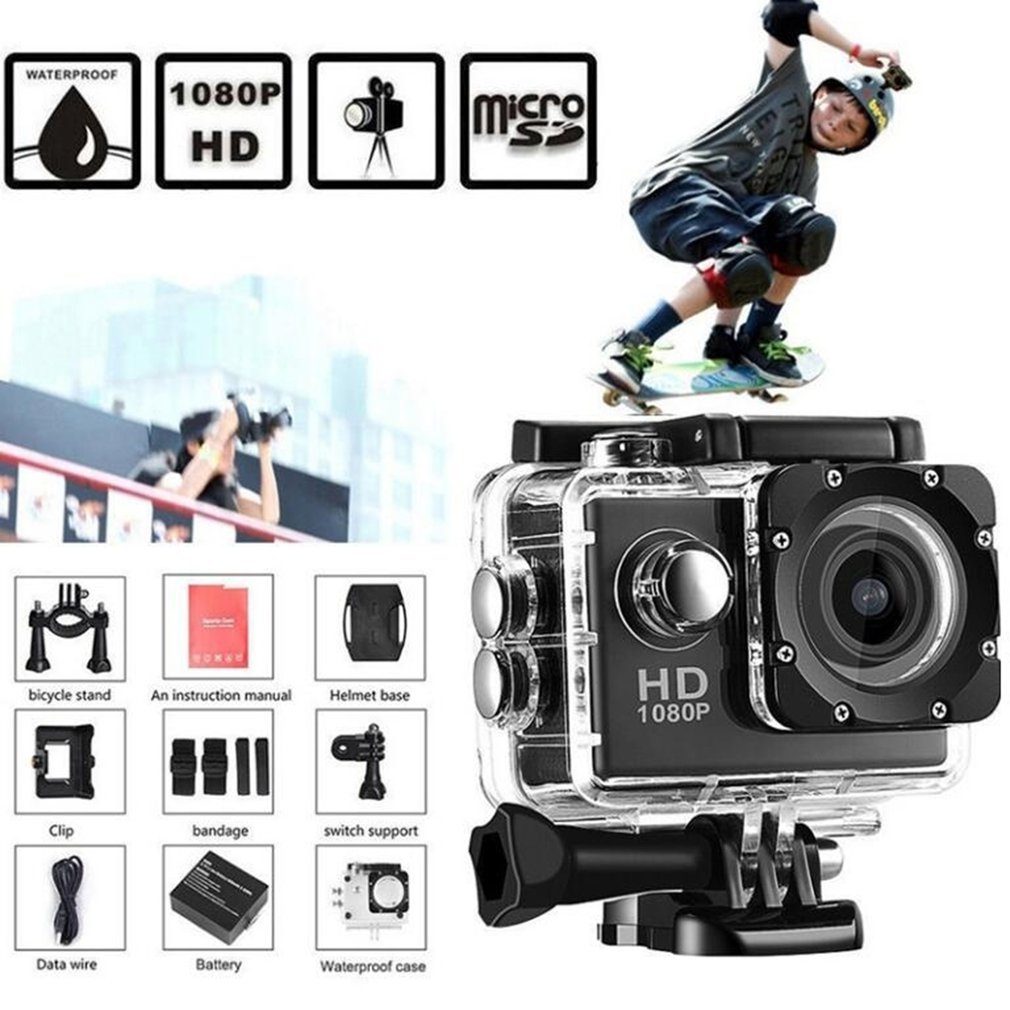 HTB1PAaveRWD3KVjSZKPq6yp7FXa8 G22 1080P HD Shooting Waterproof Digital Video Camera COMS Sensor Wide Angle Lens Camera For Swimming Diving
