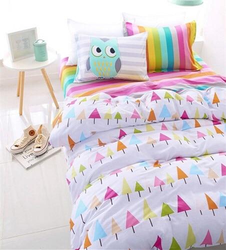 Width 235cm 50cm modern brief rainbow umbrella cartoon for Modern kids fabric