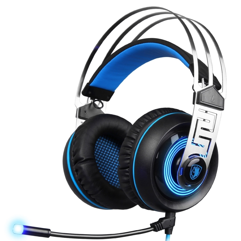 professional game headphones mic USB Gaming Headset 7.1 Channel Wired Headphone with Wire Control + Mic for PC original pc900 gaming headset 7 1 surround sound channel usb wired headphone with mic volume control best casque for gamer