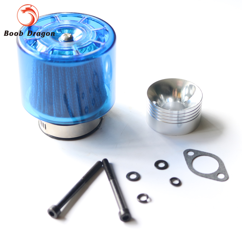 Air Filter Fits CY Zenoah Engines for RC 1/5 FG HPI ROVAN KM BAJA MONSTER TRUCK 1 6 rc alloy rear differential set 86002 for fg monster hummer truck rovan big monster