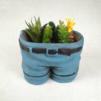 Hot Sale Creative Plants Flower Pot Kawaii Mini Maceteros Ceramics Mini Pots For Garden Plants Personality