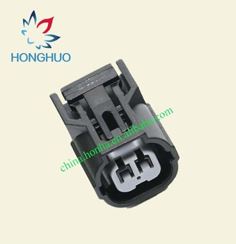 Free shipping 50 pcs 2 pin HV .040 Top Rib Female wire harness Connector 6189-0890 with Terminals and Seals