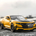 1:32 KIDAMI Camaro Alloy Diecast Model car Pull Back Collection Toys for children,kids and adult oyuncak araba gift hot wheels