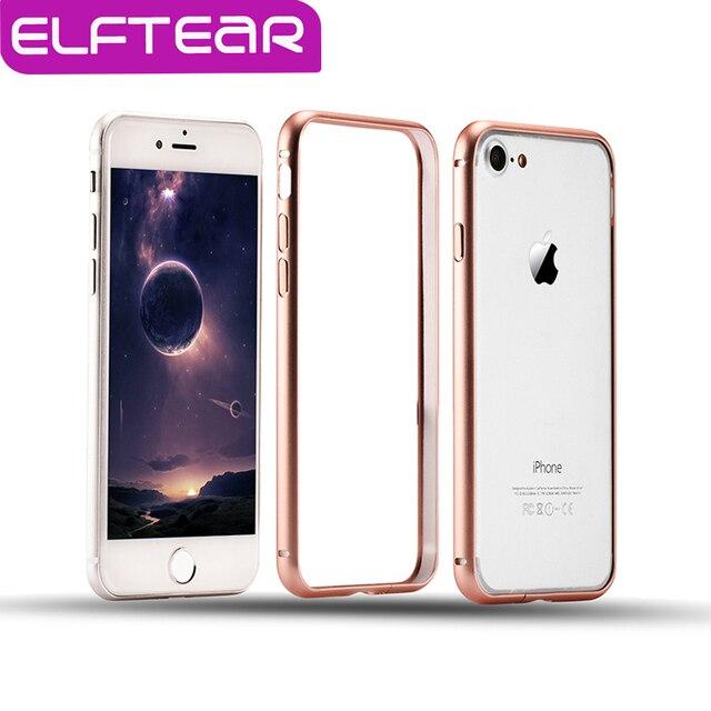 ELFTEAR Aluminum Metal Bumper Frame for iPhone 6 6s 7 7 Plus Ultra ...