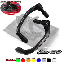 Universal Motorcycle Handlebar Brake Clutch Levers Protector Guard For Benelli Leoncino 500 Leoncino500 Leonine LeonineX