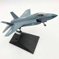 1:72 Scale Static Jet Plane Model F35 Free Shipping